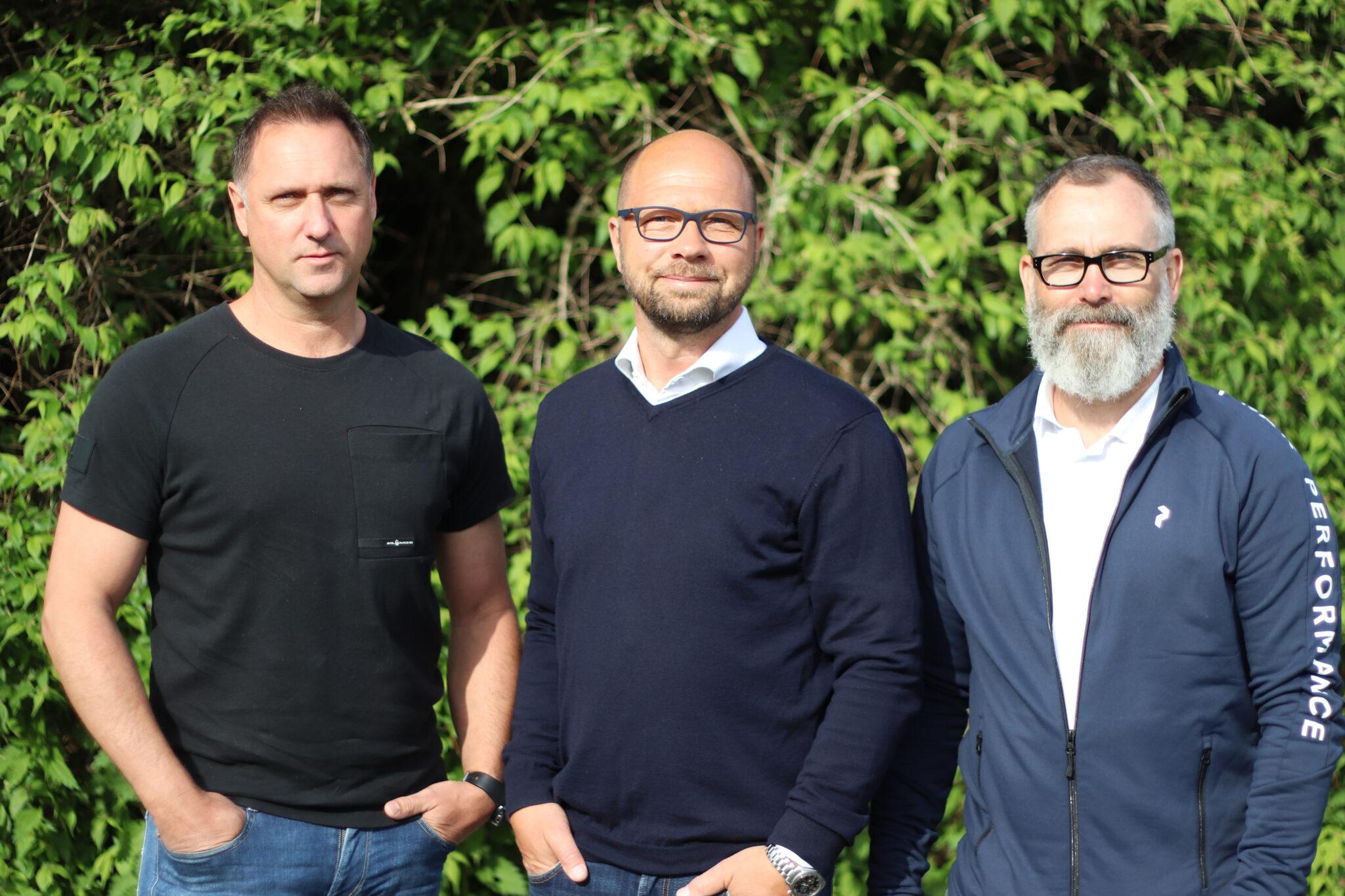 Kontakta oss - Mats Thor, Peter Blomqvist, Gustav Busch